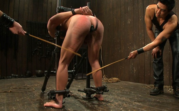 bound gods getting tied