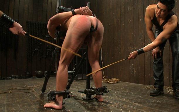 bound gods getting tied