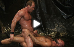 bound gods josh west and derek pain